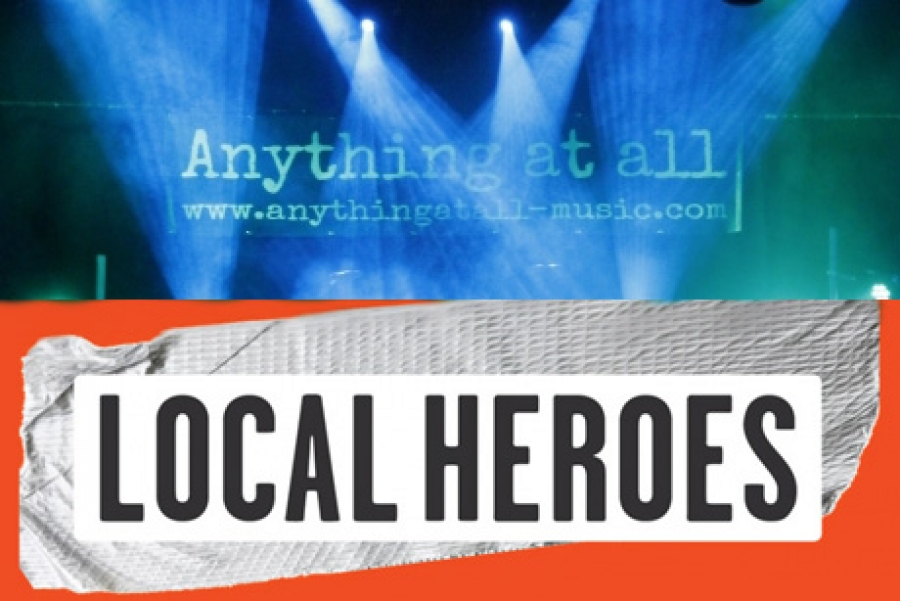 *** SAVE THE DATE - 10.11.2017:  Anything at all @Local Heroes im Rockhouse Salzburg in neuer Besetzung***