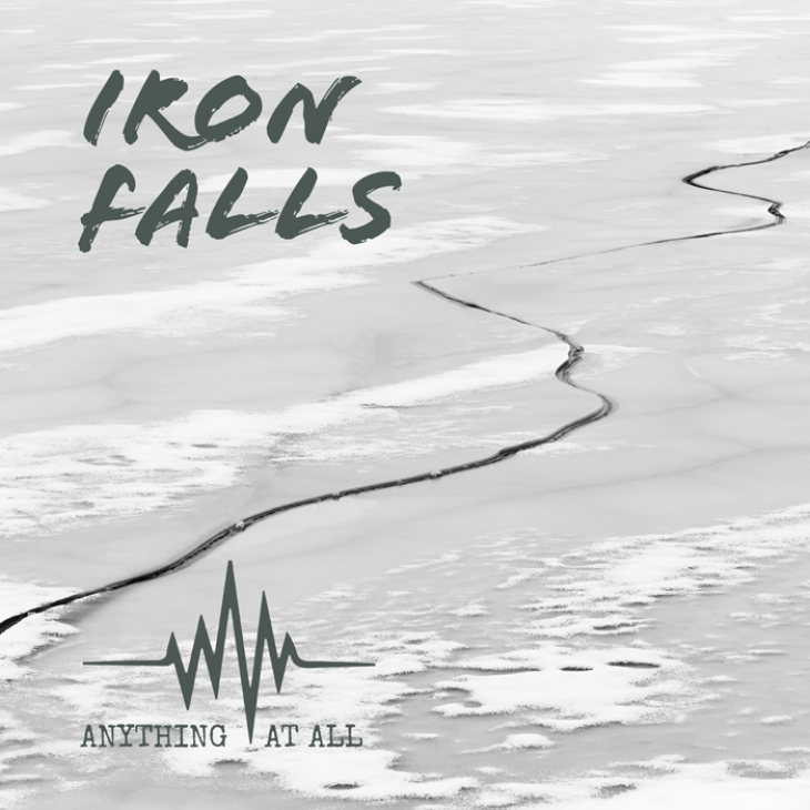 "Out Now: Single ""Iron Falls"""